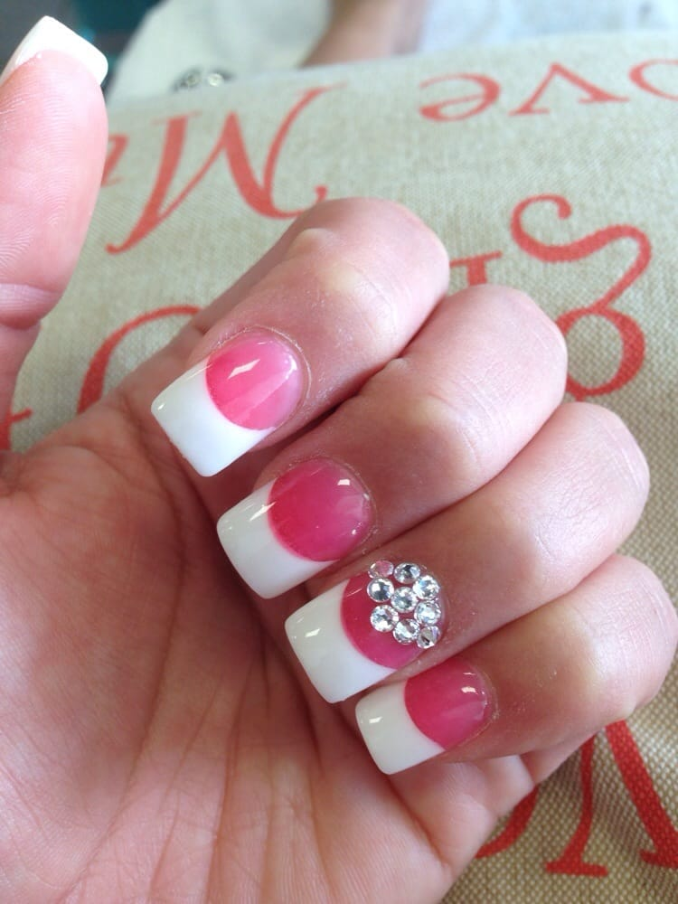 Photo Of I Love Nails Rancho Cucamonga Ca United States Hot Pink