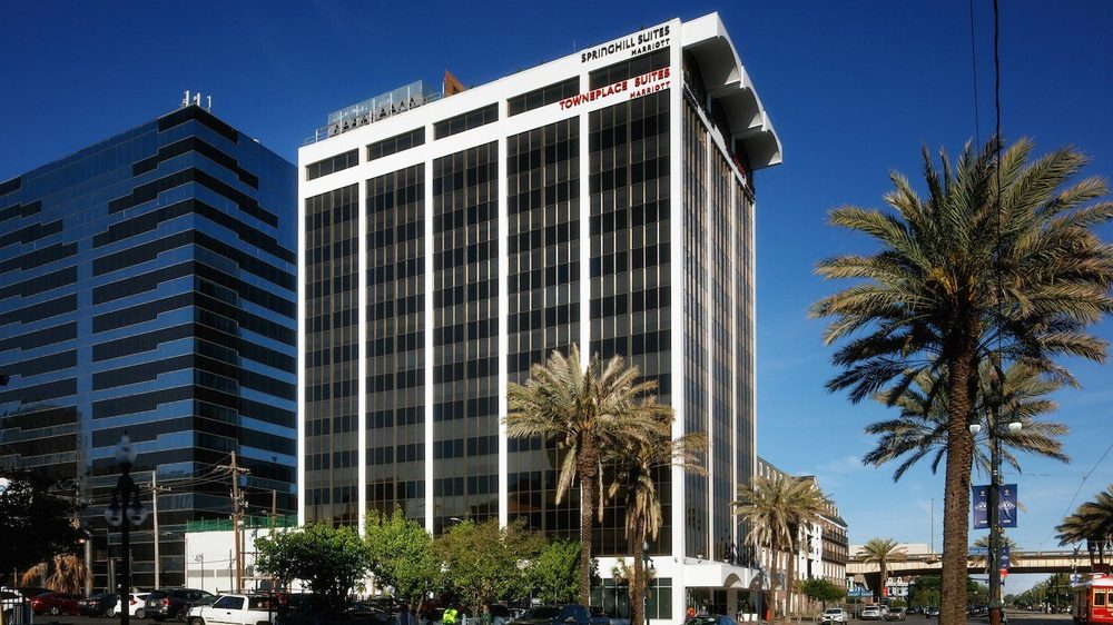 SpringHill Suites by Marriott New Orleans Downtown/Canal Street: 1600 Canal Street, New Orleans, LA