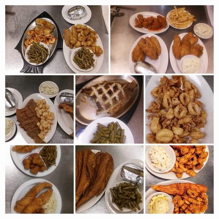 Off The Hook Seafood Restaurant Rolesville