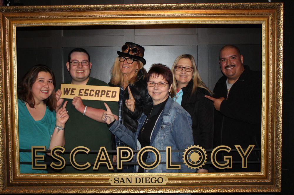 Escapology Escape Rooms San Diego