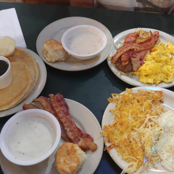 Photo Of Ollie S Station Restaurant Tulsa Ok United States Breakfast At