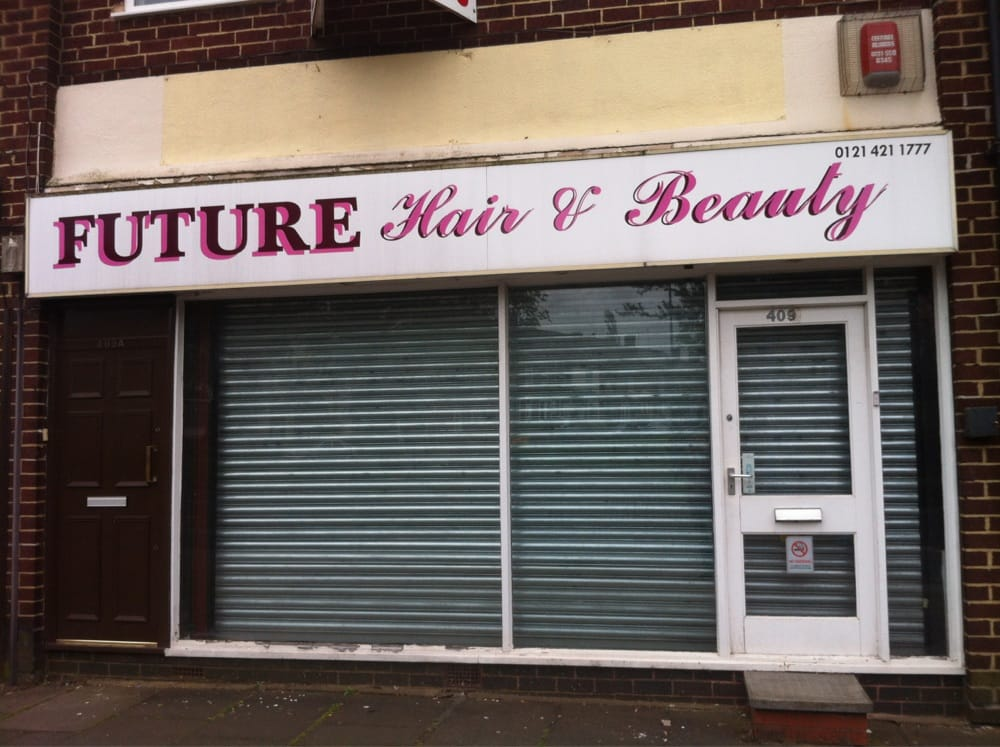 Future hair and beauty hair salons 411 hagley road for Hair salon birmingham