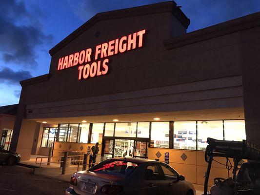 Harbor Freight Tools 5241 Stevens Creek Blvd Santa Clara, CA