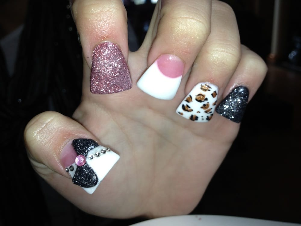 Color Powder 3d Nail Art Yelp