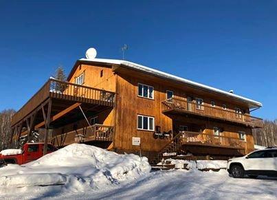 Alaska Grizzly Lodge: 1470 Westmoreland Ave, Fairbanks, AK