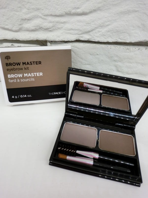 The Faceshop Brow Master Eyebrow Kit In 02 Gray Brown Yelp