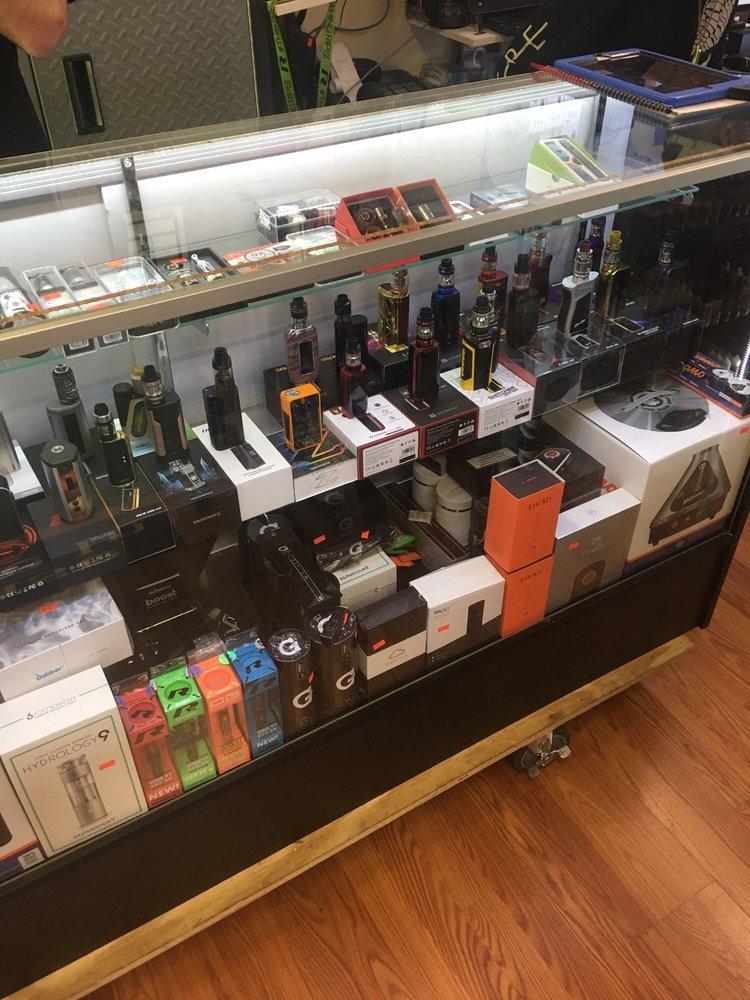 419 E-Cig & Smoke Shop: 8555 West Irlo Bronson, Orlando, FL