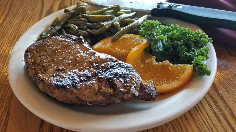 Branding Iron Restaurant: 1100 Cir Heights Dr, Preston, MN