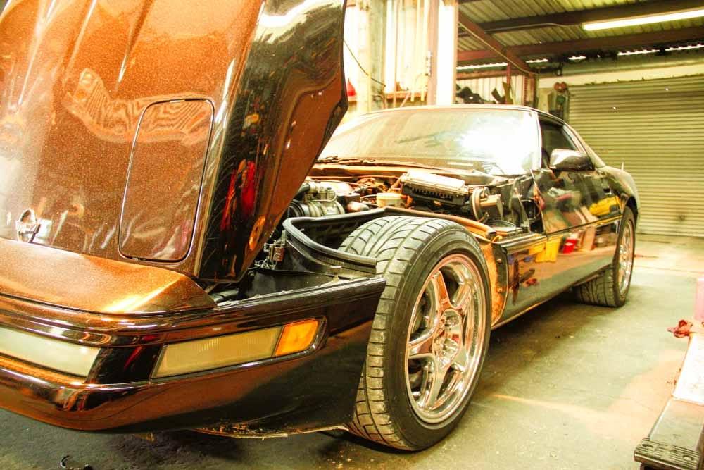 The Car Shop: 5412 Mouser Rd, Temple, TX