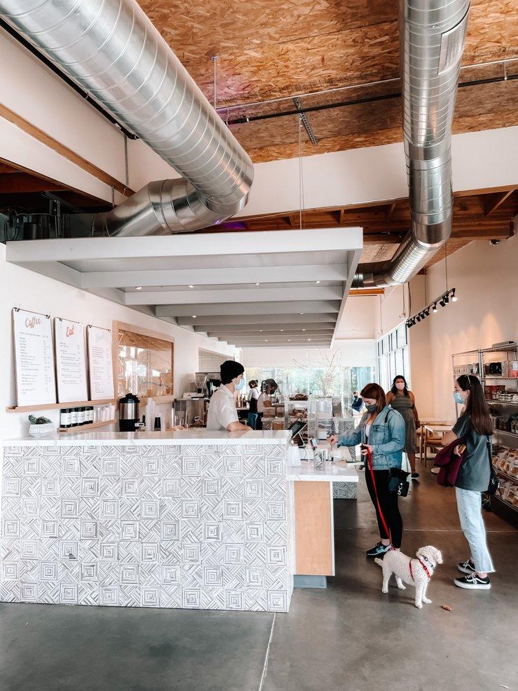 Dean: A Coffee Shop