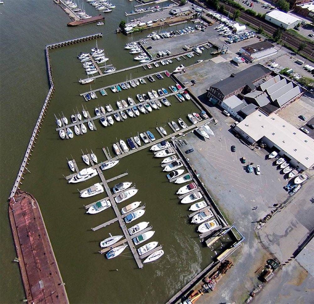 Westerly Marina: 7 Westerly Rd, Ossining, NY