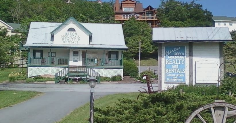 Charlie's Beech Mountain Realty and Rentals: 3455 S Beech Mountain Pkwy, Beech Mountain, NC