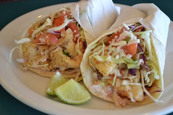 baja style fish tacos yelp