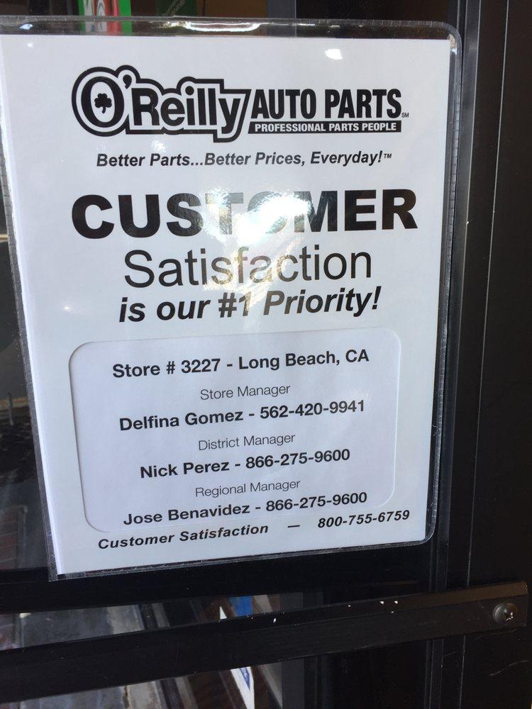 O Reilly Auto