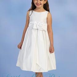 33f8092b43b11 Photo of Little Miss Princess - Irvine, CA, United States. Flower Girl Dress