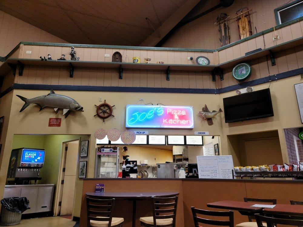 Joe's Pizza Kitchen: 7410 Jerusalem Rd, Oregon, OH