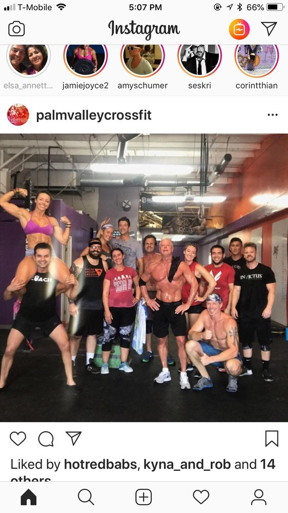 Palm Valley Crossfit
