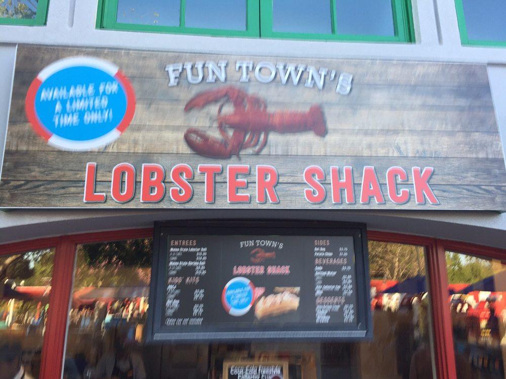 Lobster shack seafood 336 legoland dr carlsbad for Fish restaurant carlsbad
