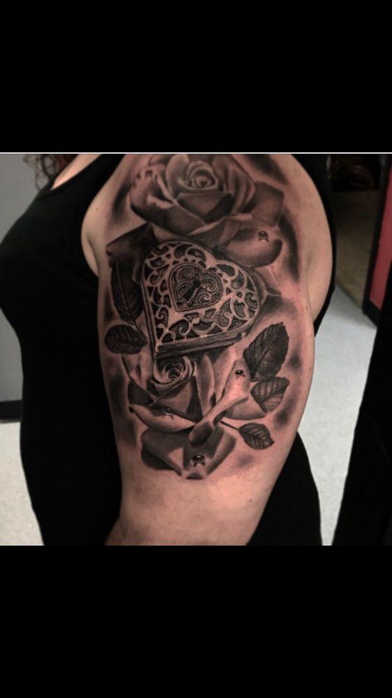Cardinal Tattoo: 425 New Britain Ave, Newington, CT