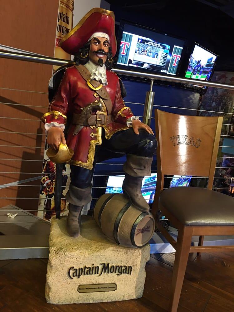Captain Morgan Restaurant Arlington Tx