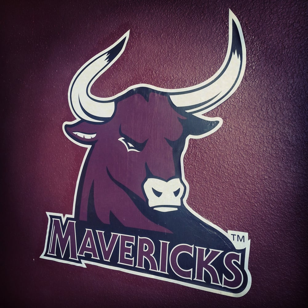 Colorado Mesa Football Shooting: A Great Shot Instagramed Of Their Mascot: The Lone Bull