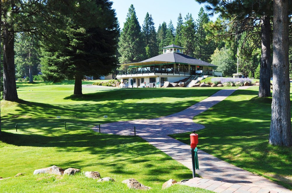 Lake Almanor West Golf Course