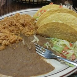 Photo Of Mi Tio S Mexican Restaurant Lubbock Tx United States En Tacos