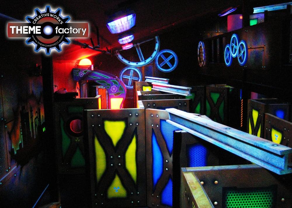OBX Laser Tag