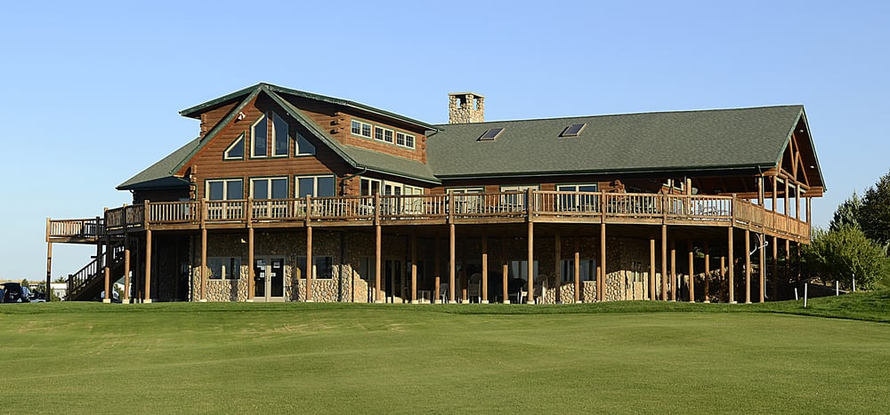 Bayside Golf Club: 865 Lakeview West Rd, Brule, NE