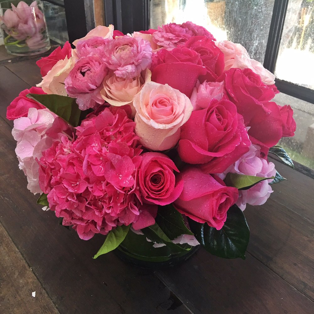 I mean who doesnt love flowers and pink yelp photo of the empty vase florist west hollywood ca united states i mightylinksfo