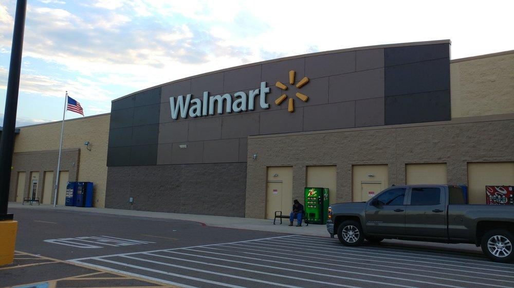 Walmart Supercenter: 244 Feather Ln, Canton, MS