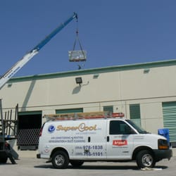 Photo Of Super Cool Air Conditioning Margate Fl United States Commercial Installations