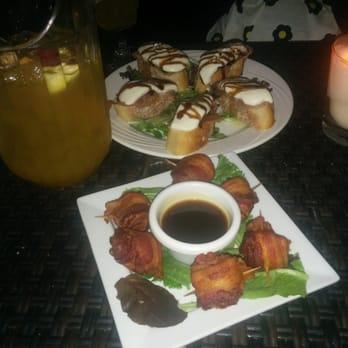 Manu S Kitchen Bar Sushi Lounge Newark Nj
