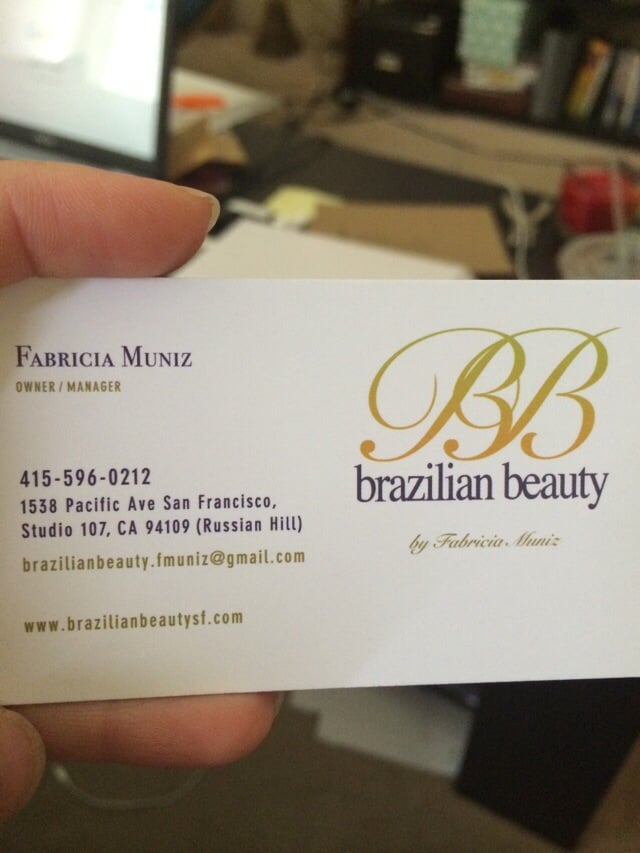 Business card yelp photo of brazilian beauty san francisco ca united states business card reheart Choice Image