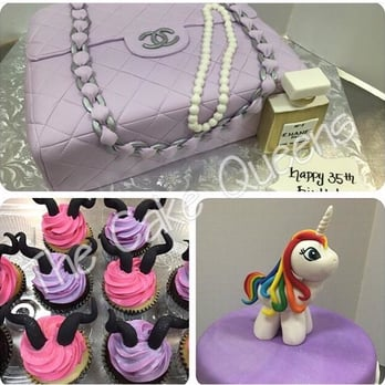Chanel Cake Maleficent Cupcakes Unicorn Cake Yelp
