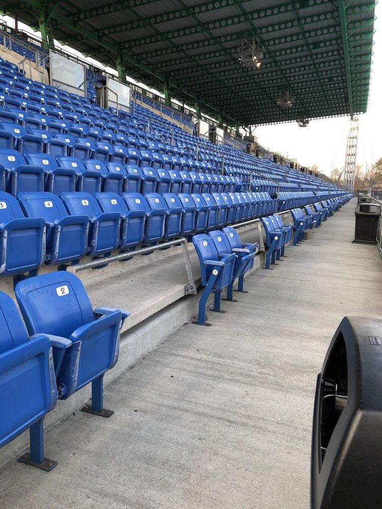 Icahn Stadium: Randall's Island Park, Randall's Island, NY