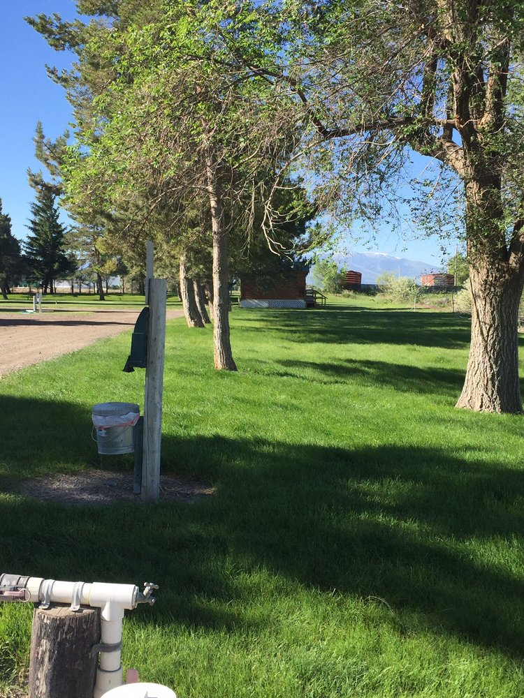 Village of the Trees RV Park: 274 ID-25, Declo, ID