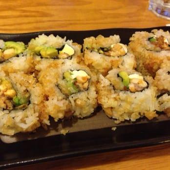 Aj Sushi Restaurant Hollister Ca