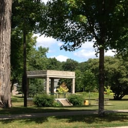 Image result for Free photos of Langford Park in St. Paul MN