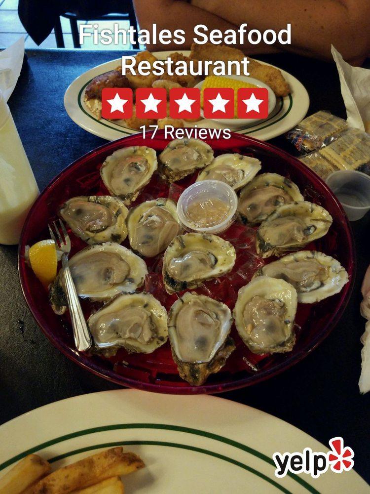 Fishtales Seafood Restaurant: 1587 W Mcintosh Rd, Griffin, GA