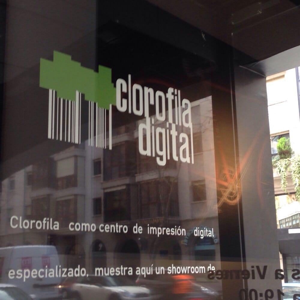 Clorofila digital impress es 3d calle t llez 17 - Clorofila digital madrid ...