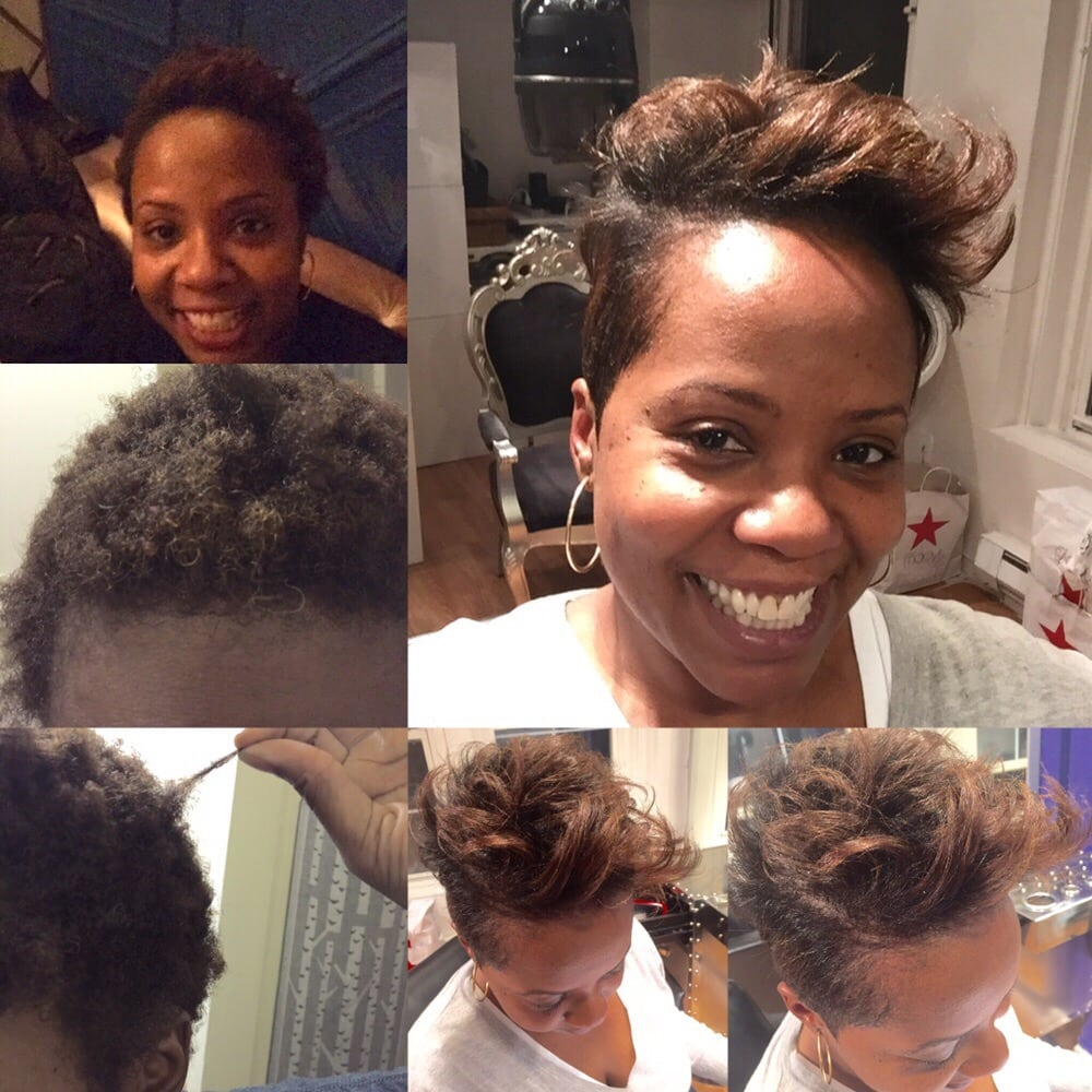 Natural Hair Salon Manhattan Ny