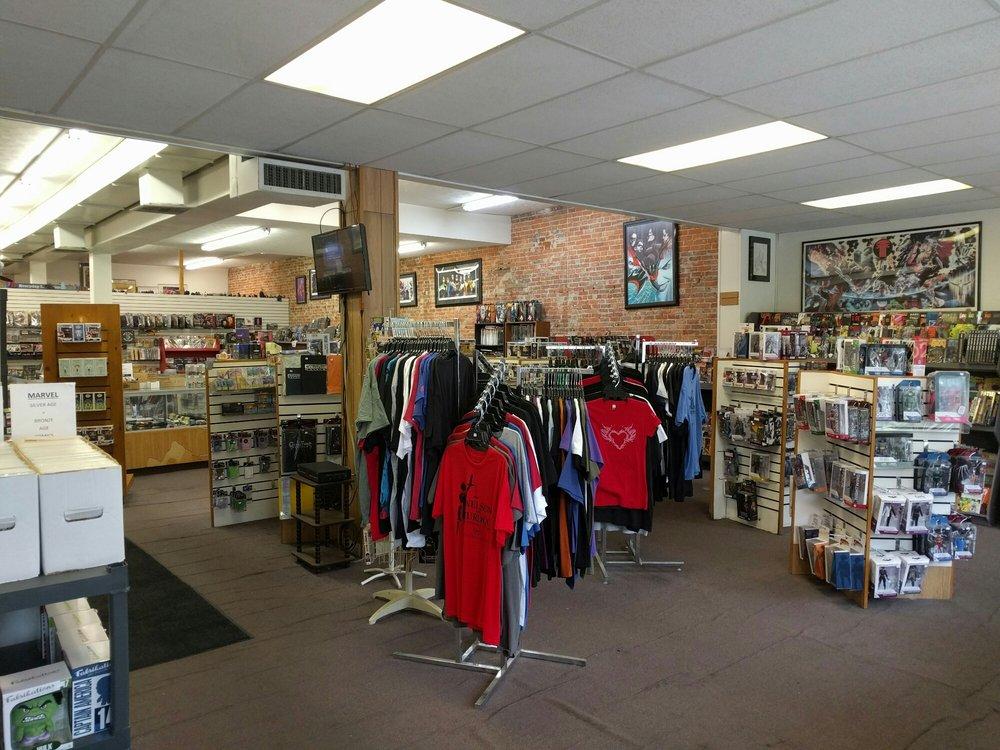 All American Cards & Comics: 161 W Market St, Warren, OH