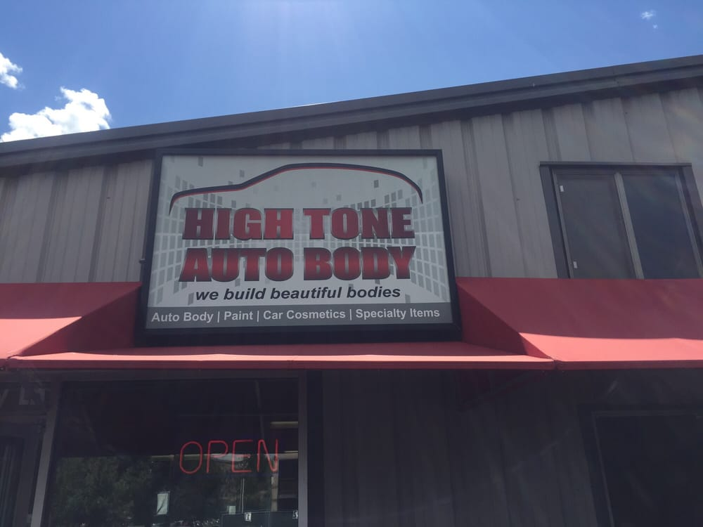 High Tone Auto Body: 265 Cody Ln, Basalt, CO