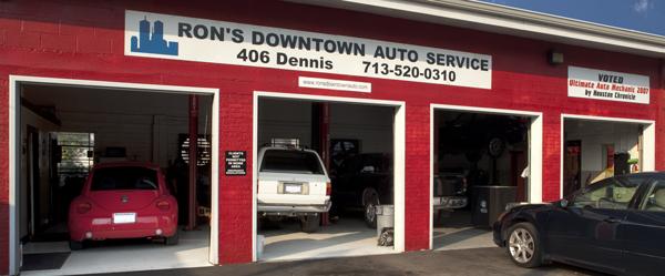 Ron's Downtown Auto Service