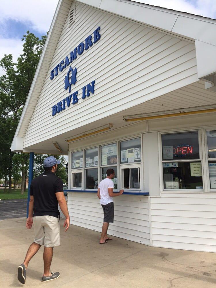 Sycamore Drive In: 923 W Washington St, Monticello, IN