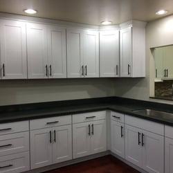 Photo Of Lihua Cabinets U0026 Granite   Portland, OR, United States. Linen White