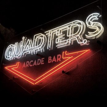 Image result for quarters arcade bar salt lake city ut
