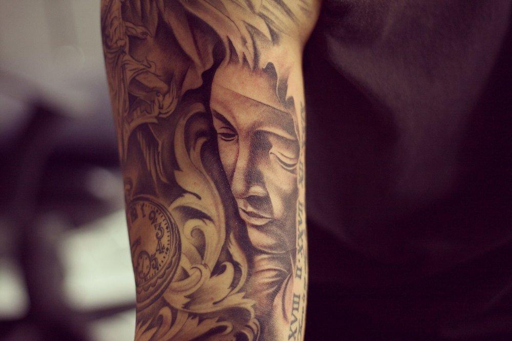Pushing Ink Tattoo Studio: 2319 Durfee Ave, El Monte, CA