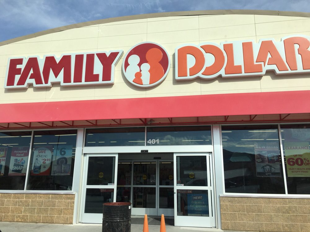Family Dollar: 401 S 2nd St, Beatty, NV